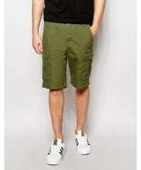 United Colors of Benetton - Cargoshorts - Grün