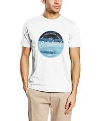 G.S.M. Europe - Billabong Herren T-Shirt ROUNDER Short Sleeve
