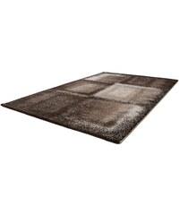 KAYOOM Hochflor-Teppich 380 Höhe 25 mm gewebt natur 2 (B/L: 80x150 cm),3 (B/L: 120x170 cm),4 (B/L: 160x230 cm),6 (B/L: 200x290 cm)