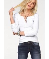 Arizona Damen Langarmshirt weiß 32/34 (XS),36/38 (S),40/42 (M),44/46 (L),48/50 (XL)