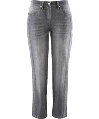 bpc selection 7/8-Stretchjeans in grau für Damen von bonprix