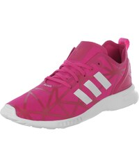 adidas Zx Flux Smooth W chaussures pink/white