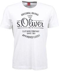s.Oliver pánské triko 03.899.32.2470/1000