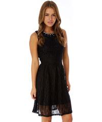 Iska Dámské šaty RA1439A_BLACK
