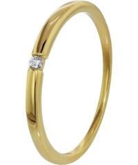 trendor Diamantring 585 Gold 35250 -57, 57/18,1