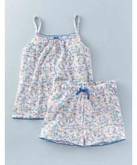 Jersey-Pyjamaset Gebl�mt Mädchen Boden