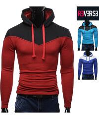 Re-Verse Sweatshirt à capuche avec contraste