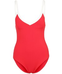 Seafolly BLOCK PARTY SWEETHEART Badeanzug chilli red