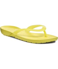 Zehentrenner CROCS - Really Sexi Flip-Flop 14174 Chartreuse