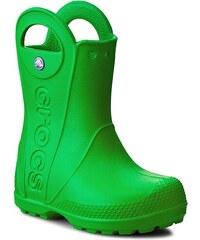 Gummistiefel CROCS - Handle It Rain Boot Kids 12803 Grass Green
