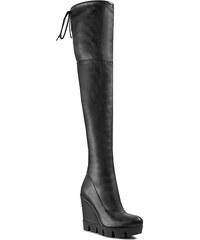 Musketier Stiefel R.POLAŃSKI - 0804 Schwarz