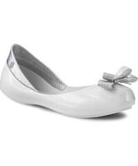 Ballerinas MELISSA - Mel Queen Inf 31730 White/Silver 50554
