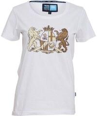 Canterbury Damen Of Arms T-Shirt Weiß