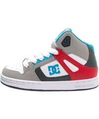 DC Shoes REBOUND Sneaker high grey/red
