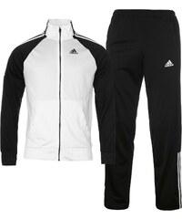 Sportovní souprava adidas Riberio pán. bílá/černá