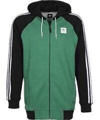 adidas As sweat zippé à capuche green/black