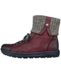 Kotníčková obuv RIEKER Z8753-35