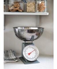 Garden Trading Kuchyňská váha s velkou mísou Charcoal 5 kg