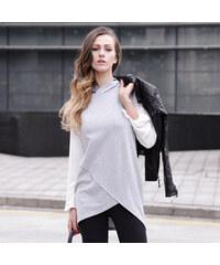 Lesara T-shirt avec manches type blouse