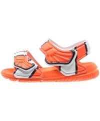 adidas Performance DISNEY AKWAH 9 Badesandale orange/core black/white