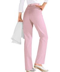 COLLECTION L. Kalhoty růžová - Douhá délka (L)