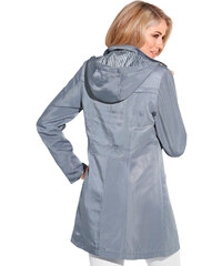 Kabát džínově modrá - Krátká délka (K)