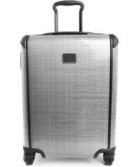 TUMI Light-Grey Continental Tegra Light 4-Wheeled Carry-on Suitcase