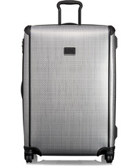 TUMI Hellgrauer Koffer mit 4 Rollen Tegra Light