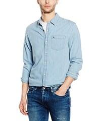 Hilfiger Denim Herren Freizeit Hemd Slim Fit Shirt 2 Mvinst