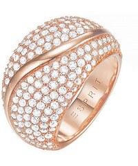 Esprit Ring, mit Zirkonia, »ESPRIT-JW50054 rose, ESRG02844C170-190«