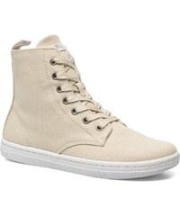 Dr. Martens - Ecletic Hackney 7 Eye Boot 3J03 - Sneaker für Damen / beige