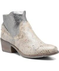 Khrio - Pasto - Stiefeletten & Boots für Damen / silber