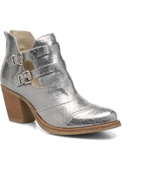 Khrio - Yopal - Stiefeletten & Boots für Damen / silber