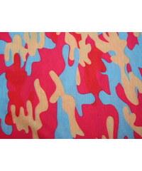Loap Šátek Ilinois růžová