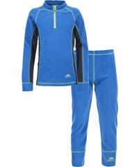 Trespass Chlapecké fleecové prádlo Bubbles - modré