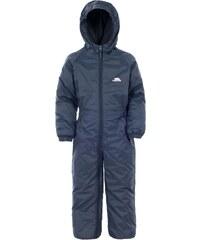 Trespass Chlapecký nepromokavý overal s fleecem Dripdrop - tmavě modrý