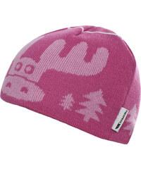Trespass Dětská čepice Reindeer - růžová