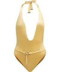 Calvin Klein Swimwear Badeanzug golden