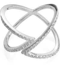 Esprit Prsten ze šterlinkového stříbra / zirkony