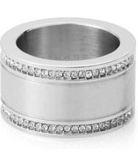 Esprit Třpytivý nerezový prstýnek