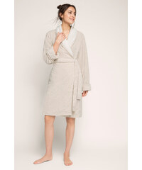 Esprit Peignoir kimono léger en coton mélangé