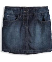 Esprit Nestrečová džínová sukně s 5ti kapsami