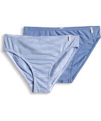 Esprit Kalhotky 2 ks v balení, bavlna/streč