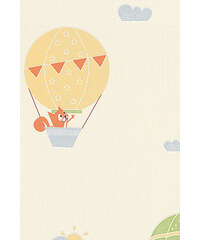 Esprit Papier peint enfant High Sky Aerostat
