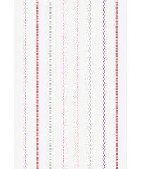 Esprit non-woven wallpaper, girls dreams stripe