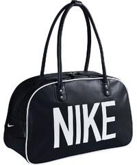 Nike HERITAGE AD SHOULDER CLUB černá/bílá NS