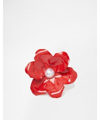 ASOS - Süßer Blumenhaarschmuck & Clip - Rosa