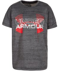 Under Armour HeatGear Big Logo Hybrid Trainingsshirt Kinder