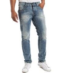 """TIMEZONE Jeans »EduardoTZ """"3828 light blue wash""""«"""