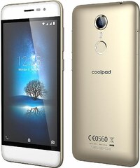 Coolpad Torino S Smartphone, 11,9 cm (4,7 Zoll) Display, LTE (4G), Android 5.1 Lollipop
